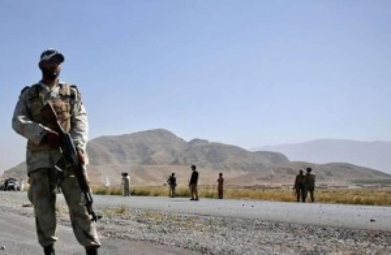 بلوچستان ضلع لہری میں دھماکا، موٹرسائیکل سوار جاں بحق