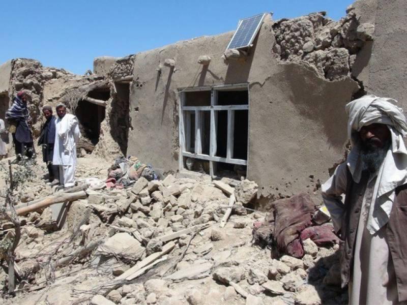 نیٹو کے فضائی حملے میں خواتین اور بچوں سمیت 30 افغان شہری ہلاک