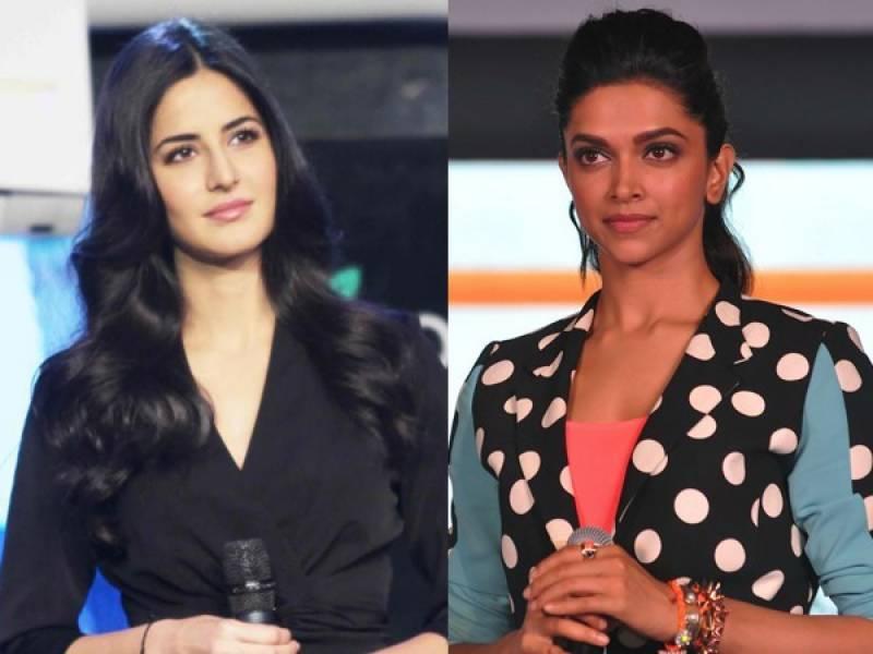 کترینہ نے فلم میں دیپکا کے ساتھ کام کرنے سے انکار کر دیا