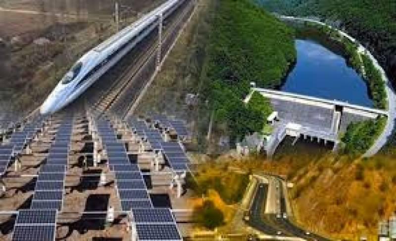 سی پیک منصوبہ پاکستان کی اقتصادی ترقی کی بنیاد ثابت ہوگا، جوئی سنگ