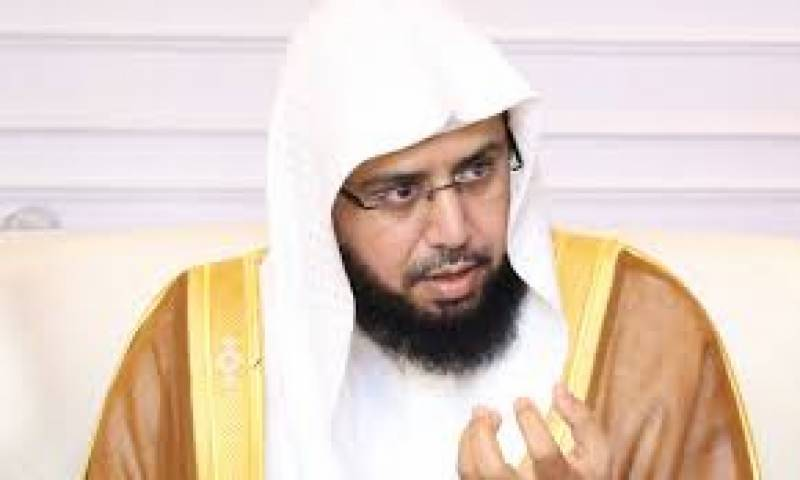 حوثی باغیوں مکہ معظمہ پر میزائل حملہ اور دہشت گردی کی کارروائیاں کرکے اسلام دشمنی کا ثبوت دے رہے ہیں،امام کعبہ