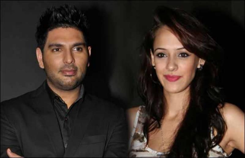 بھارتی کرکٹر یوراج سنگھ اور اداکارہ ہیزل کیچ 30 نومبر کو رشتہ ازدواج میں منسلک ہوجائیں گے