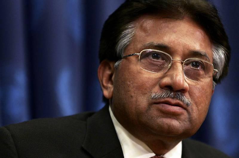 پاناما لیکس کا فیصلہ وزیراعظم کے حق میں آیا تو عمران خان کو سیاست چھوڑ دینی چاہیئے،پرویز مشرف