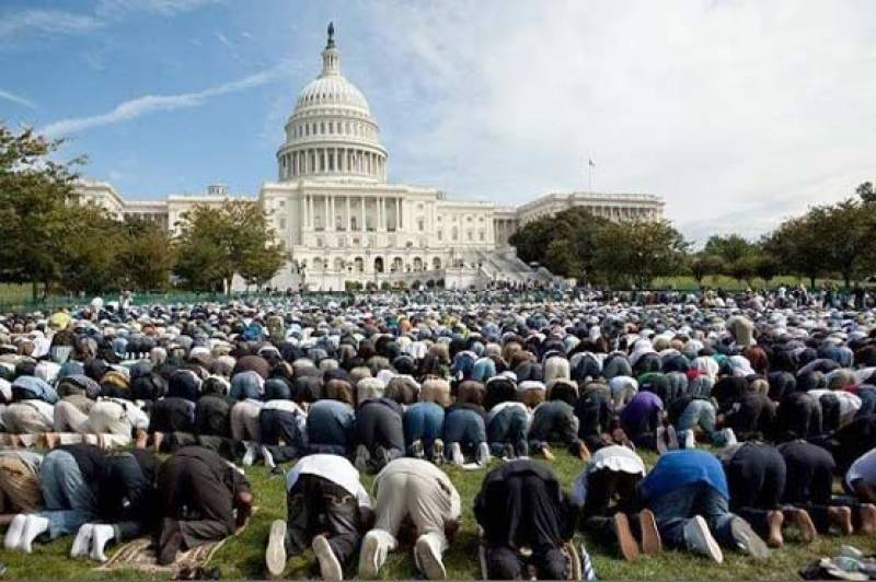 اسلام امریکہ کا تیسرا بڑا مذہب بن گیا