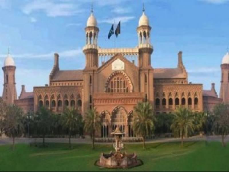 جسٹس شاہد ڈار نے قائم مقام چیف جسٹس لاہور ہائیکورٹ کا حلف اٹھالیا