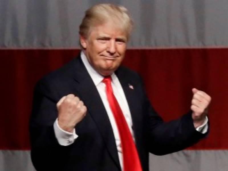وائٹ ہاؤس کا سفر،ٹرمپ 216 ووٹ لے کر آگے،ہلیری 202 کے ساتھ پیچھے