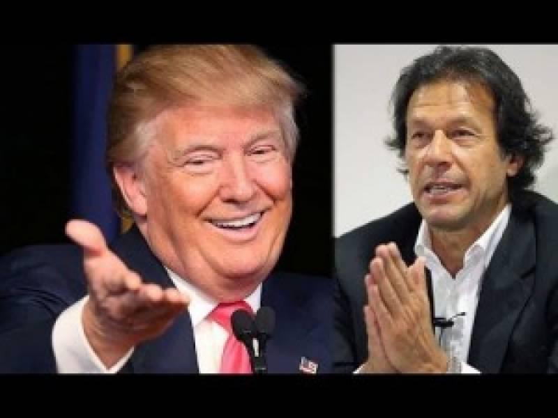 کیا عمران خان پاکستان کے ڈونلڈ ٹرمپ ہیں؟سوشل میڈیا پرتبصرے