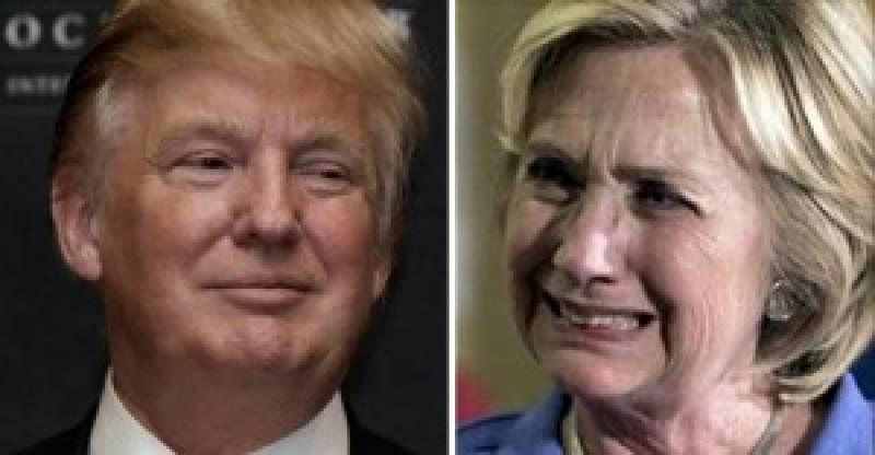 وائٹ ہاؤس کا سفر،ٹرمپ 266 ووٹ لے کر آگے،فتح سے صرف4 ووٹ دور