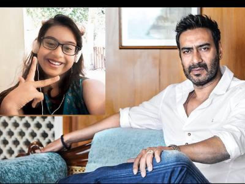 اجے دیوگن اپنی بیٹی کو فلم نگری سے دور رکھنے کے خواہشمند