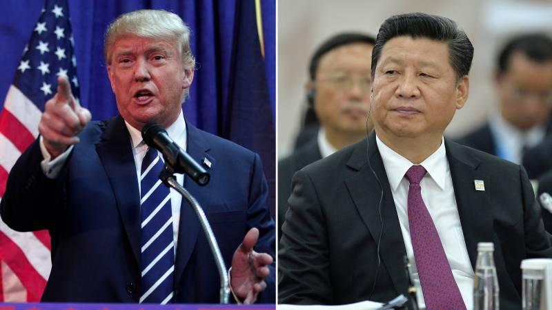 چینی صدر شی جن پنگ اور نو منتخب امریکی صدر ڈونلڈ ٹرمپ ملنے کو تیار