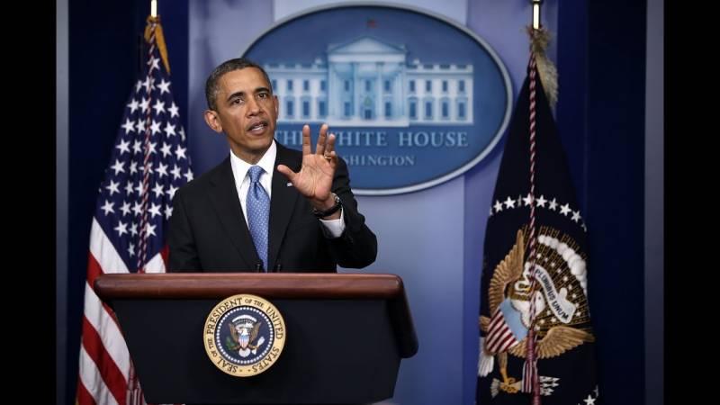 امریکا پہلے سے زیادہ مضبوط ہے،انتقال اقتدار کیلئے تیار ہیں،اوباما