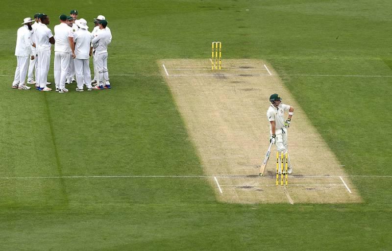 آسٹریلیا کو ون ڈے کے بعد ٹیسٹ میچز کی سیریز میں بھی شکست ہو گئی