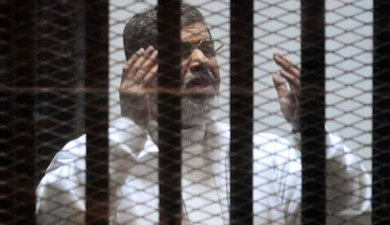 مصر ی عدالت کاسابق صدر محمد مرسی کی سزائے موت ختم کر نے کا فیصلہ