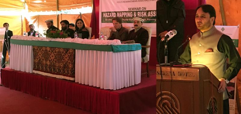 گلگت بلتستان کے 290 دیہات میں پچاس فیصد گھرانے مختلف آفات کی زد پر ہیں, رپورٹ