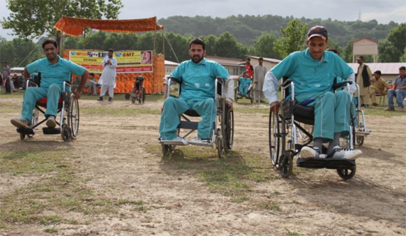 تمام محکمہ جات دو فیصد کوٹہ برائے معذور افراد پر سختی سے عملدرآمد کریں' چیف سیکرٹری آزاد کشمیر