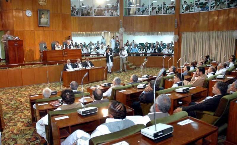 آزادکشمیر قانون ساز اسمبلی کے 49 ارکان میں سے 12 ارکان اسمبلی انتہائی غریب ہیں