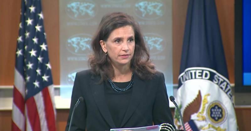 روس ،اسد حکومت عالمی قانون پامال کر رہے ہیں: امریکہ