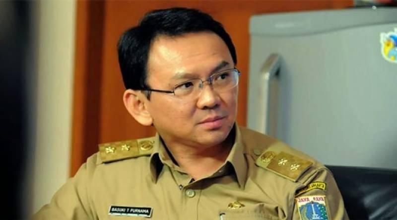 جکارتہ کے مسیحی گورنر کے خلاف توہین مذہب کے الزام میں تحقیقات شروع