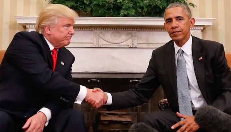 امید ہے ڈونلڈ ٹرمپ، روس کا بخوبی سامنا کریں گے ،براک اوباما