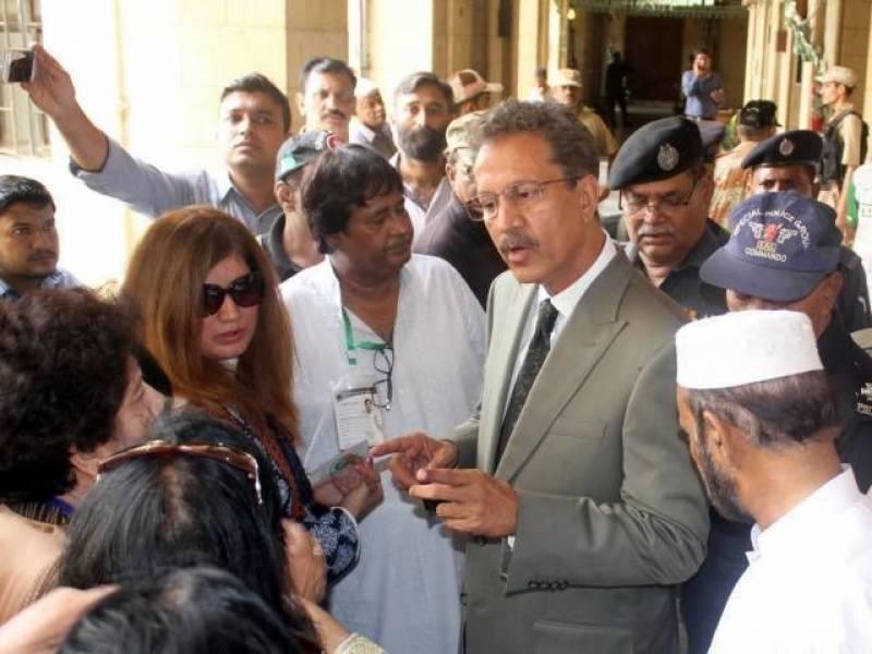 کراچی کیلئے ترقیاتی بجٹ کا اعلان ہونا چاہیئے:وسیم اختر