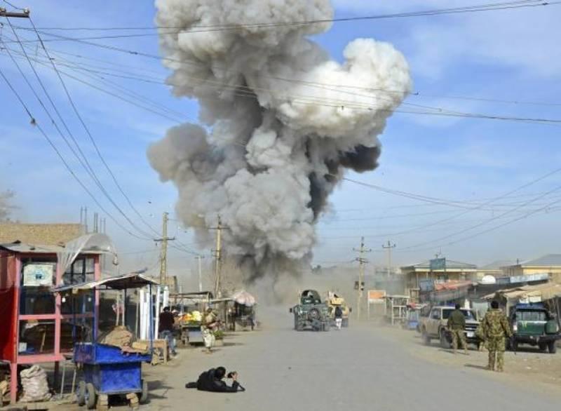 افغانستان: طالبان کا پولیس سٹیشن پر حملہ، 13 پولیس اہلکار ہلاک