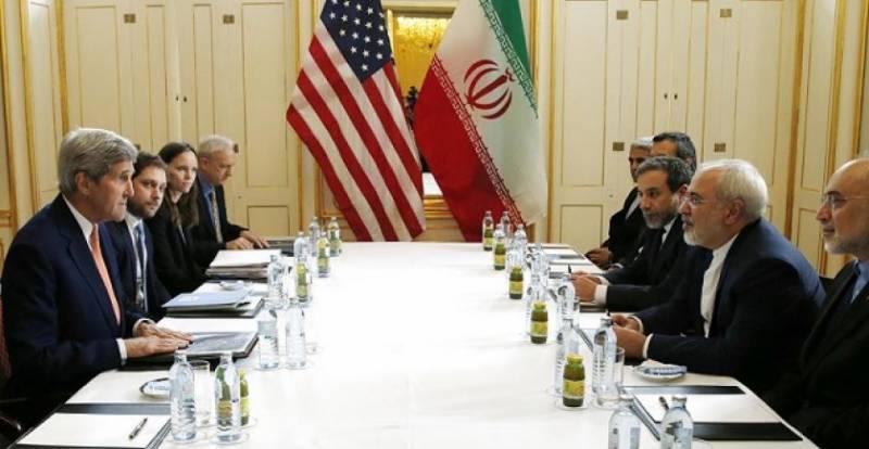 امریکا، ایران کے نمائندوں کے مابین ویانا میں جاری اجلاس میں جھڑپ
