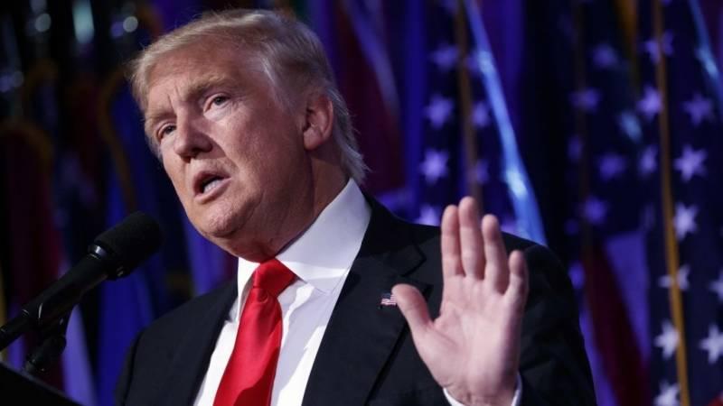 ٹرمپ کی کابینہ، قریبی رفقا ء کو عہدوں کی پیشکش