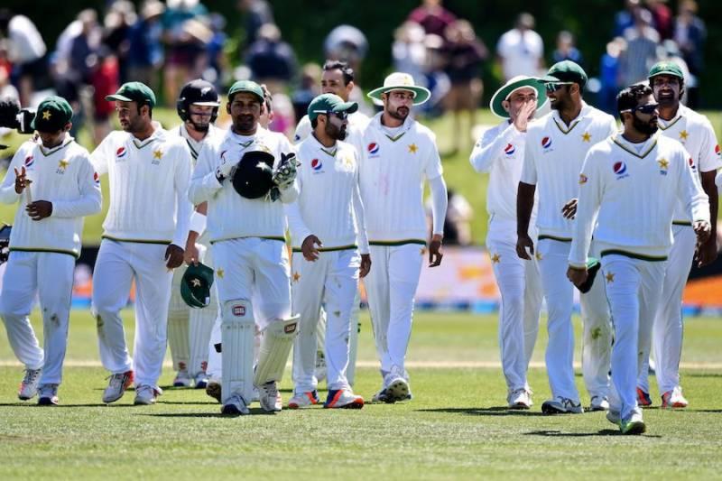 نیوزی لینڈ کو دوسرے اور آخری ٹیسٹ میں ہرانےکیلئے قومی کرکٹ ٹیم کی تیاریاں عروج پر