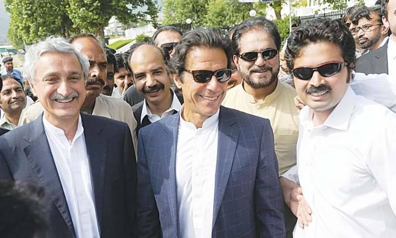 نااہلی کیس: سپریم کورٹ نے عمران خان اور جہانگیر ترین کو جواب جمع کرانے کیلئے مزید وقت دیدیا