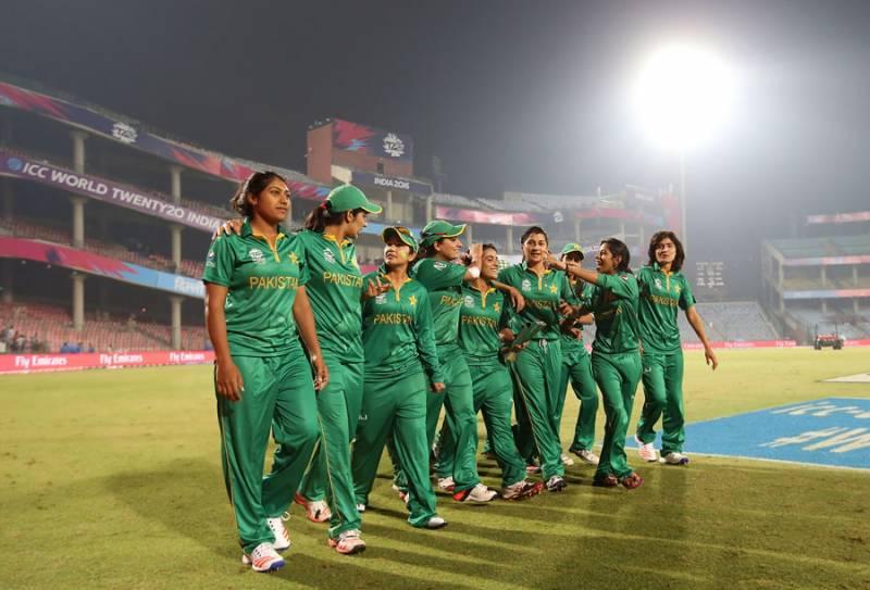 بھارت کو ہٹ دھرمی مہنگی پڑ گئی،پاکستان ویمن کرکٹ ٹیم تمام میچز کی فاتح قرار
