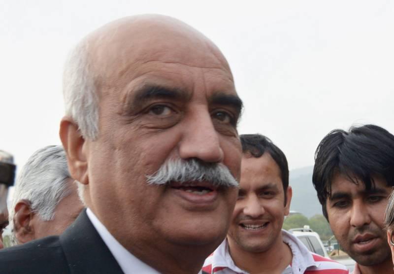 وزیر اعظم پارلیمنٹ سے زیادہ لندن میں وقت گزارتے ہیں: خورشید شاہ