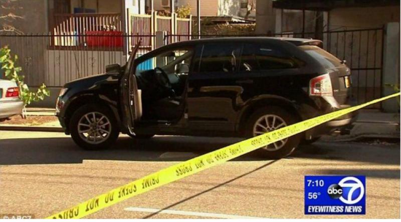تین ماہ کے بچے نے گاڑی چوری ہونے سے بچا لی