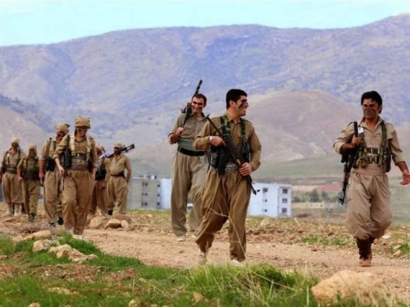 کرد جنگجووں کے حملے میں 50 ایرانی فوجی ہلاک