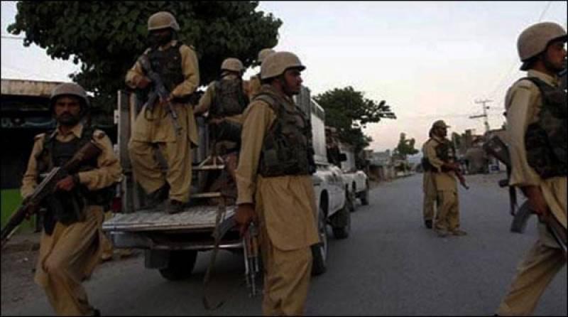 بلوچستان:ایف سی سے مقابلے میں کالعدم تنظیم کا دہشتگرد ہلاک