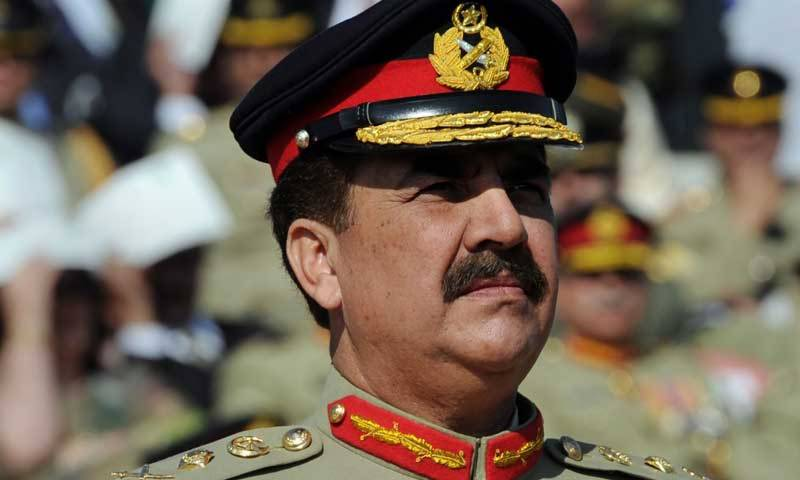 جنرل راحیل شریف کی کچھ یاد گار اور نایاب تصاویر