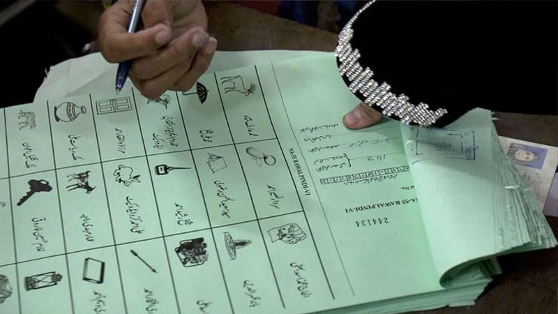 کراچی: قومی اسمبلی کے حلقے این اے 258 کے ضمنی انتخاب کے لیے پولنگ جاری