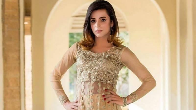 پاکستان کی پہلی خواجہ سرا ماڈل