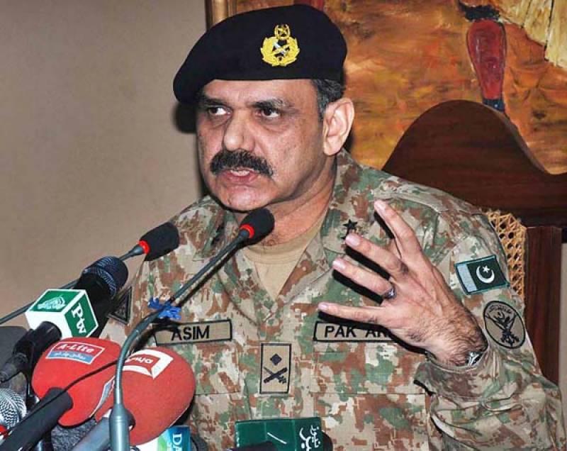 فوجی قیادت سے متعلق منفی پراپیگنڈے سے اجتناب کیا جائے: ڈی جی آئی ایس پی آر