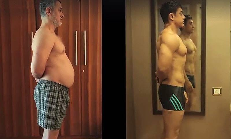 عامر خان نے فلم ' دنگل' کیلئے 92 کلوگرام تک وزن کیسے بڑھایا ?