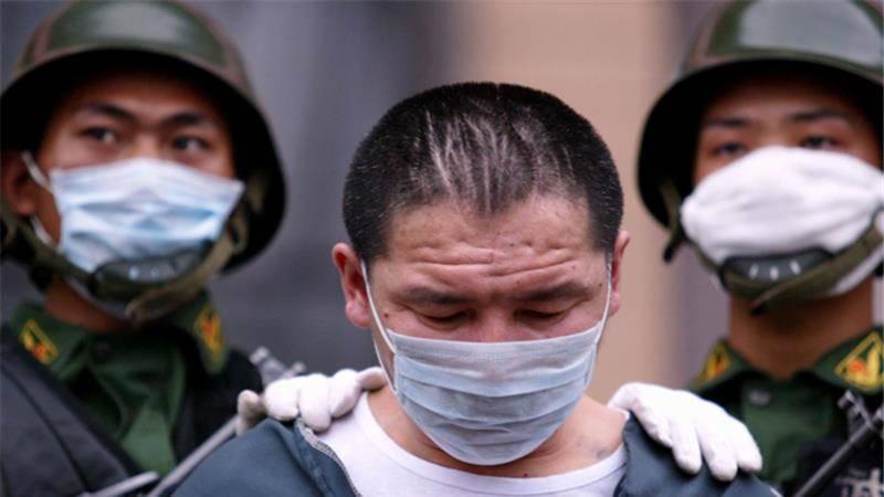 چین میں بدعنوانی کی سزا صرف موت ہے