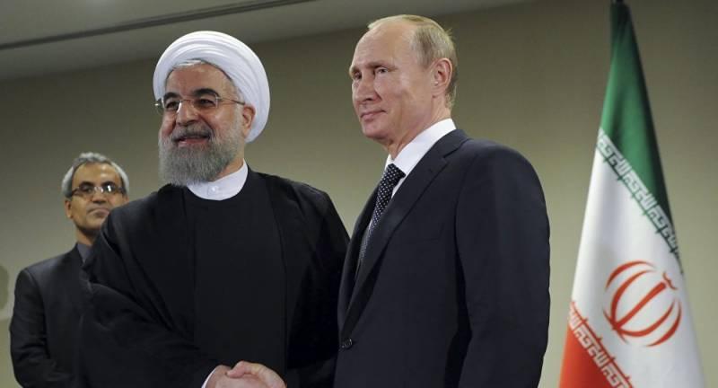 ایران اور روس کا دہشت گردی کے خلاف تعاون جاری رکھنے پر اتفاق