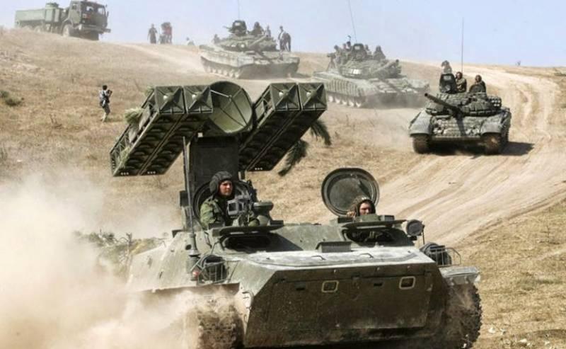 ترکی نے بشار الاسد کے خلاف اعلان جنگ کر دیا ، ترک فوج شام میں داخل
