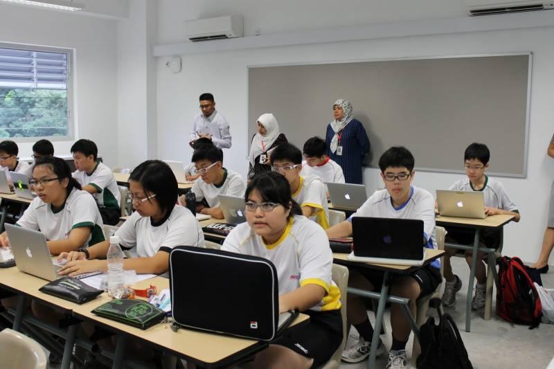 سنگا پور ،تعلیم کی عالمی درجہ بندی میں سر فہرست