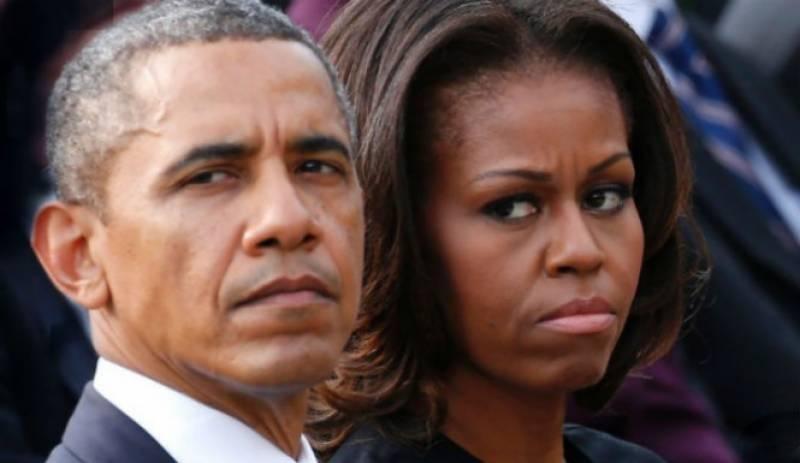 مشیل کبھی صدارتی انتخاب نہیں لڑیں گی، اوباما
