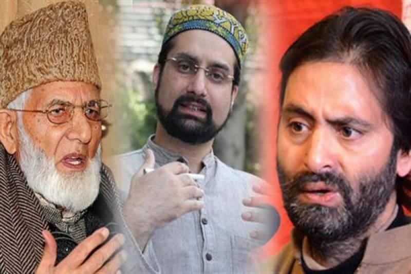 مقبوضہ کشمیر:مشترکہ حریت قیادت کا 2دسمبر سے 8دسمبر تک کا نیا احتجاجی کیلنڈر جاری