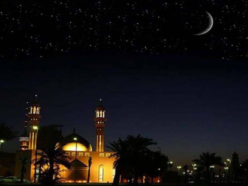 ربیع الاول کا چاند نظر آگیاہے ،عید میلاد النبی ﷺ 12دسمبر کو منائی جائے گی