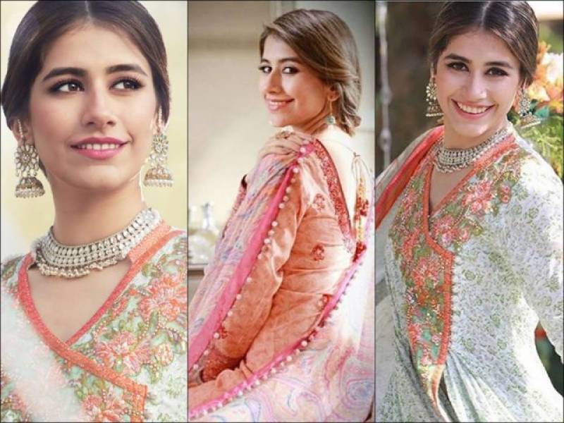 معروف ماڈل اور اداکارہ سائرہ شہروز کی پہلی فیچر فلم کی جھلکیاں جاری