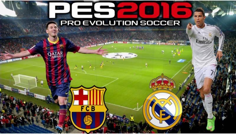 فٹبال کی دنیا کے دو بڑے حریف بارسلونا اور ریال میڈرڈ کے درمیان بڑی جنگ
