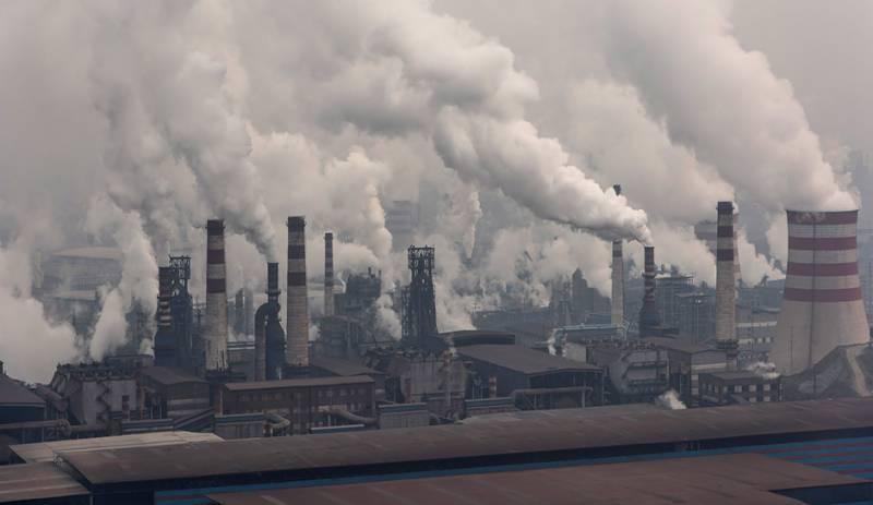 بھارت اور چین میں فضائی آلودگی کی وجہ سے تقریباً 16 افرادموت کا شکار