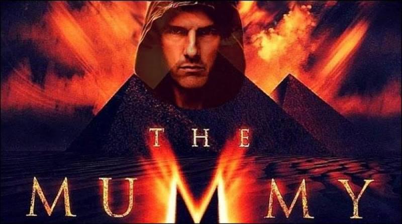 """ٹام کروز کی فلم""""دی ممی""""کا ٹیزر جاری"""